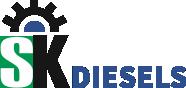 SK Diesels Logo