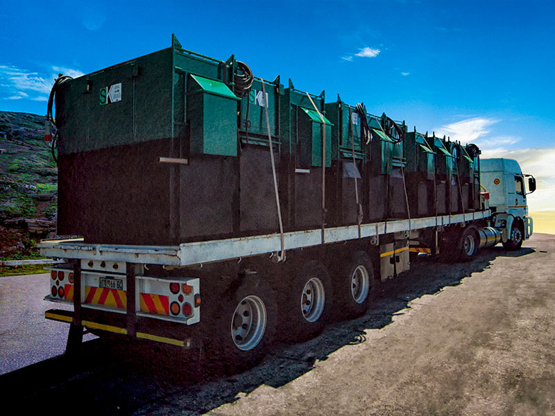 South Africa Diesel Generators